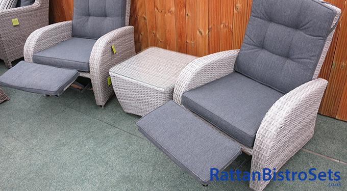 rocking rattan bistro sets